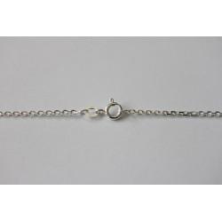 Collierkette Anker diam. (A05) 925/- 1,7mm 45cm